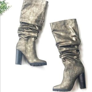 Katy Perry   O'niel Heeled Boots Size 6.5 New